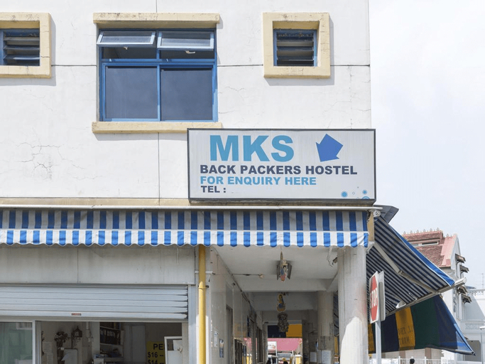 MKS Backpackers Hostel - Cuff Road, Rochor
