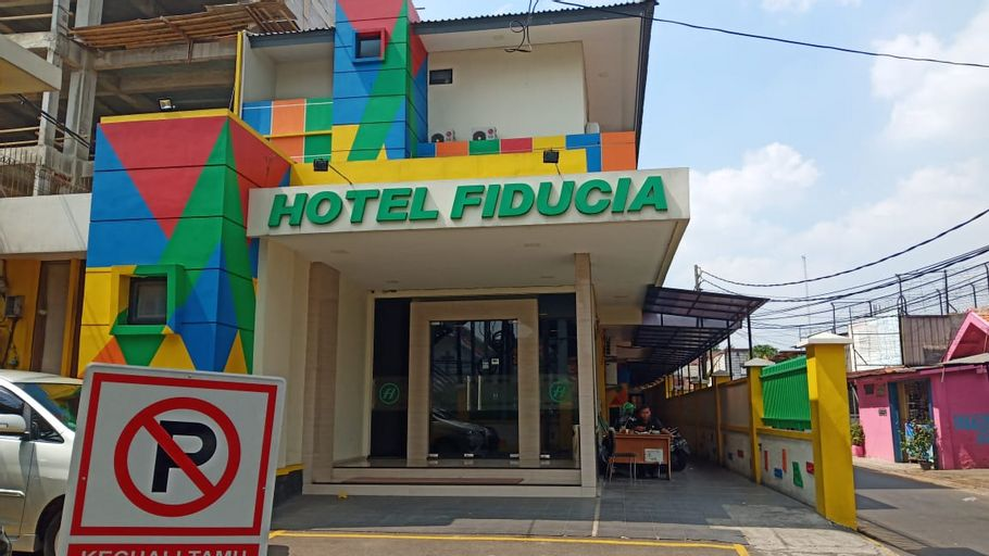 Hotel Fiducia Otista 157, Jakarta Timur