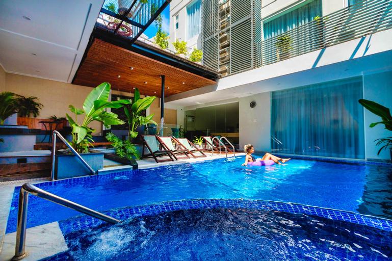 The Wind Hotel - All Spa Inclusive, Vũng Tàu
