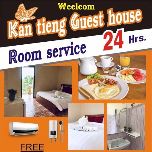 Kantiang guesthouse, Ko Lanta