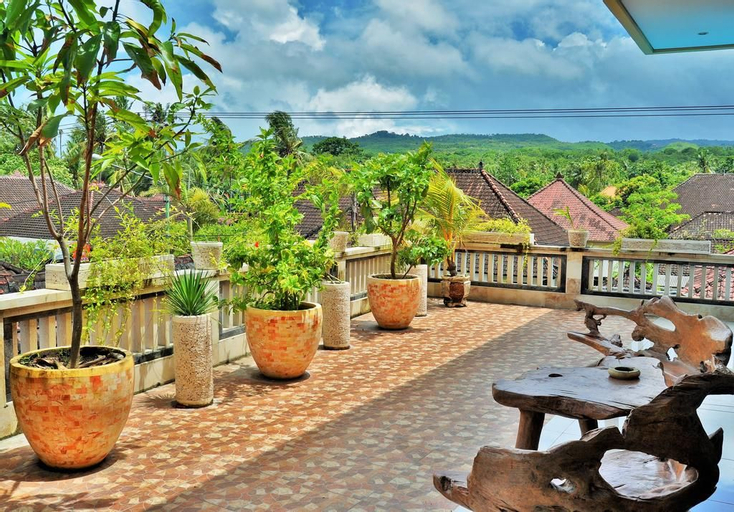 Green Palace Homestay, Klungkung