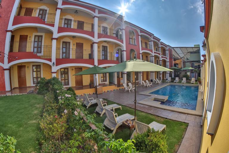 La Casona Tequisquiapan Hotel & Spa, Tequisquiapan