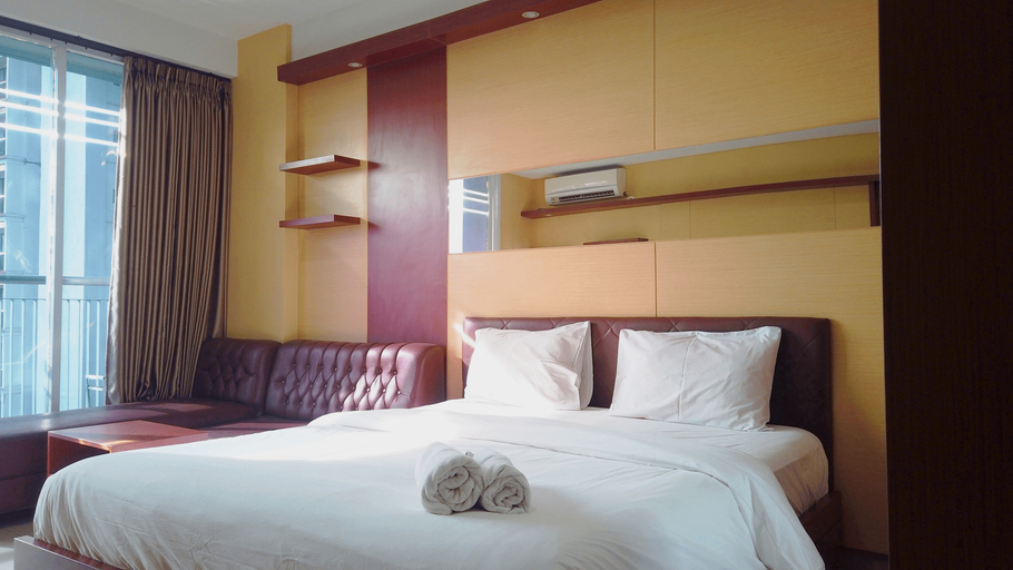 Spacious Studio Room Dago Suites Apartment near ITB By Travelio, Bandung