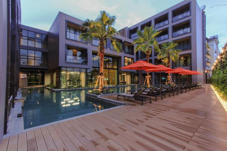Sugar Marina Resort-SURF-Kata Beach, Pulau Phuket