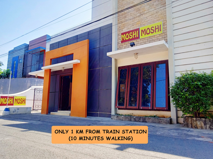 Moshi - Moshi, Probolinggo