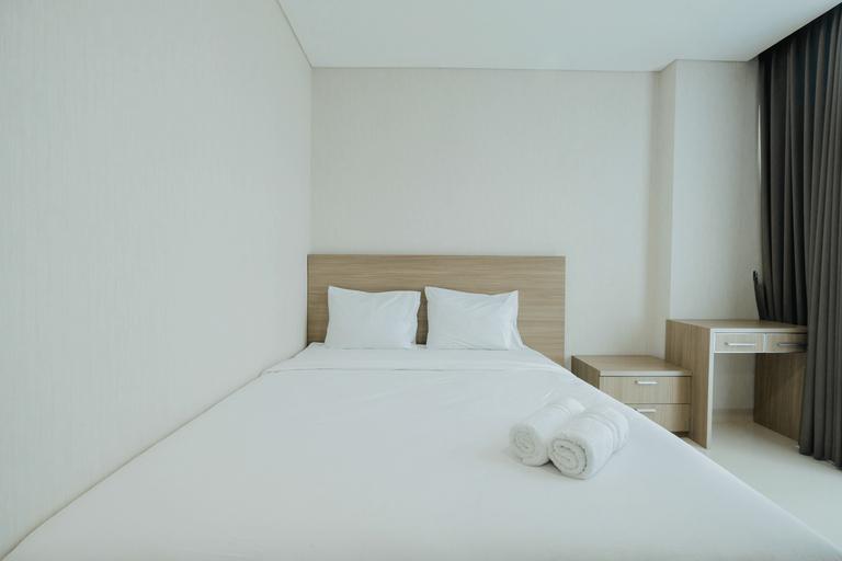 Modern Brooklyn Studio Apartment near IKEA Alam Sutera By Travelio, Tangerang Selatan