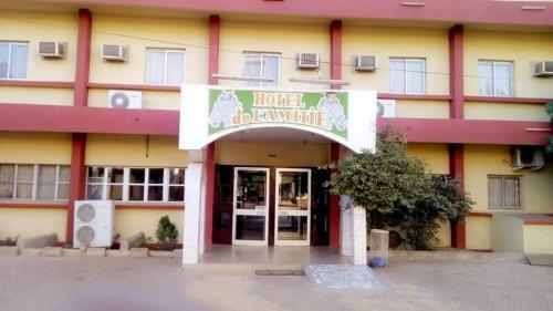 Hotel de L'amitie, Yatenga