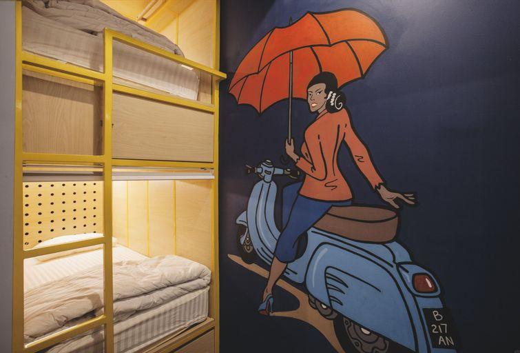 Konko Hostel, Jakarta Pusat