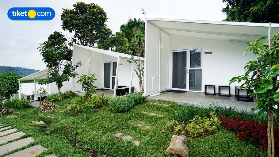 Leuweung Geledegan Ecolodge, Bogor