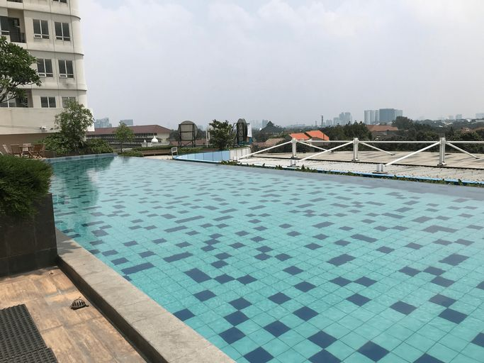 2BR Apartment at Cinere Bellevue Suites near Shopping Mall By Travelio, Depok