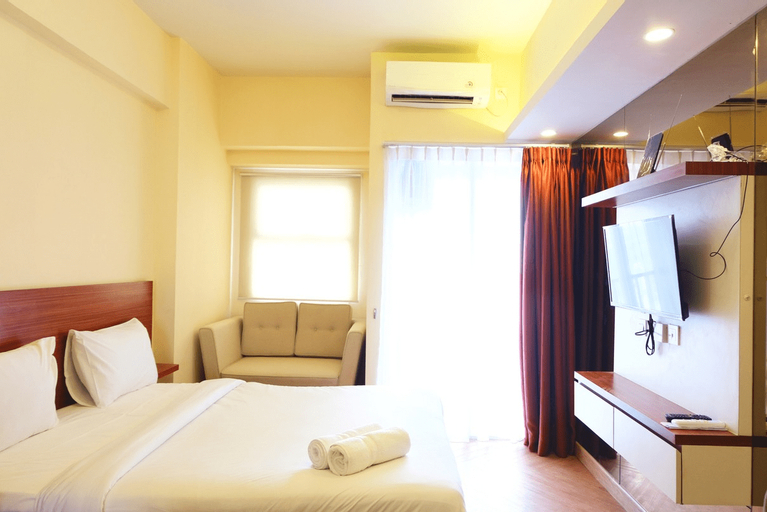 Highest Value Studio Apartment at Parkland Avenue By Travelio, Tangerang Selatan