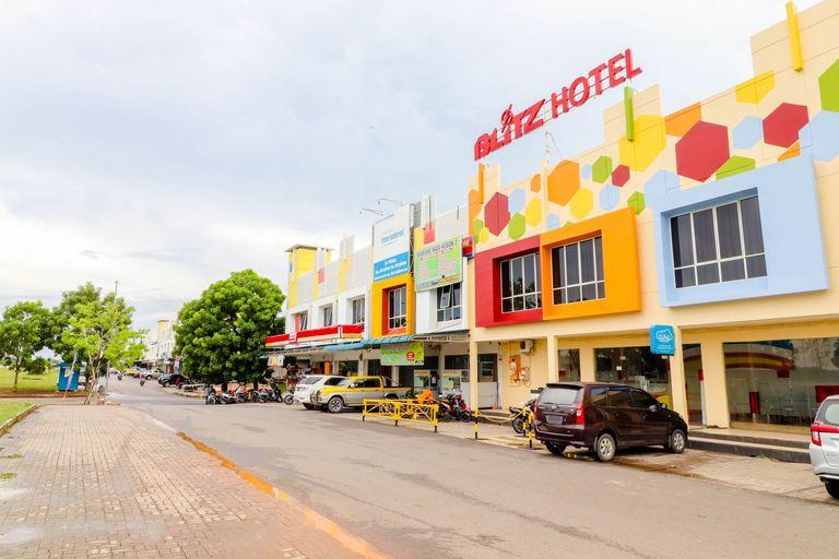 Blitz Hotel Batam Tj Uncang, Batam