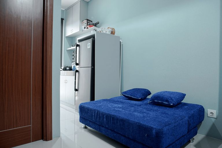 Fully Furnished 1BR Apartment at Vittoria Residence By Travelio, West Jakarta