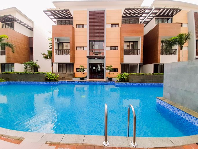 Minimalist and Cozy Room 1BR Asatti Apartment By Travelio, Tangerang