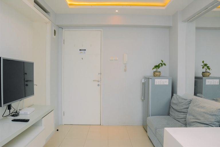 Chic and Cozy 2BR Apartment at Bassura City By Travelio, East Jakarta