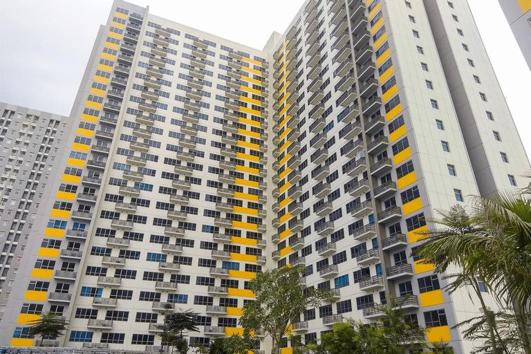 Modern Studio @ Springlake Summarecon Apartment By Travelio, Bekasi