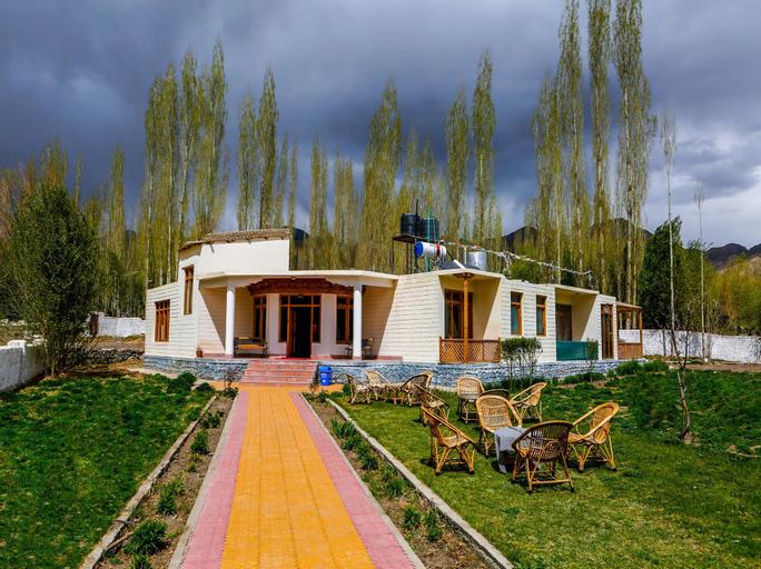 OYO 1312 Eco Poplar Villa & Resort, Leh (Ladakh)