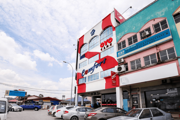 OYO 340 Comfort Hotel, Klang