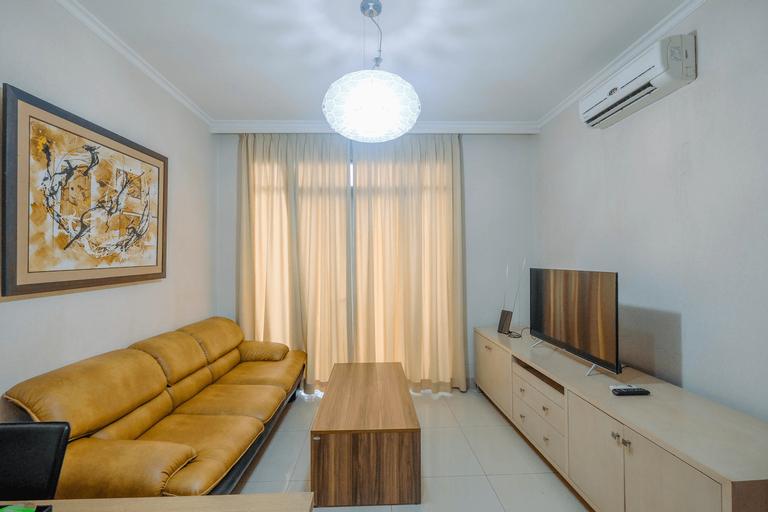 Deluxe 2BR Hampton's Park Apartment By Travelio, Jakarta Selatan
