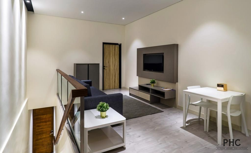 Macallum Central Hotel By PHC, Penang Island