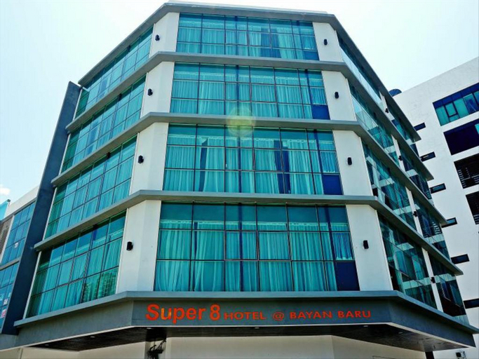 Super 8 Hotels @ Bayan Baru, Barat Daya