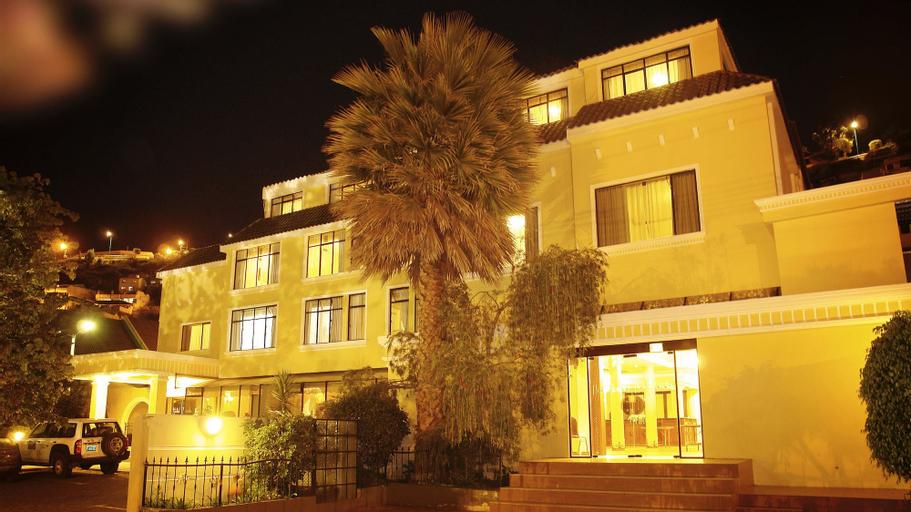 Hotel Florida, Ambato