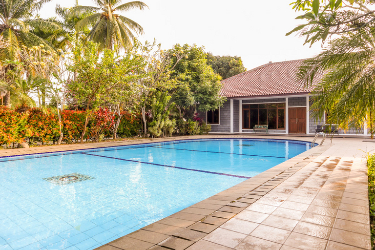 OYO 1395 Carita Asri Villas & Resort, Pandeglang