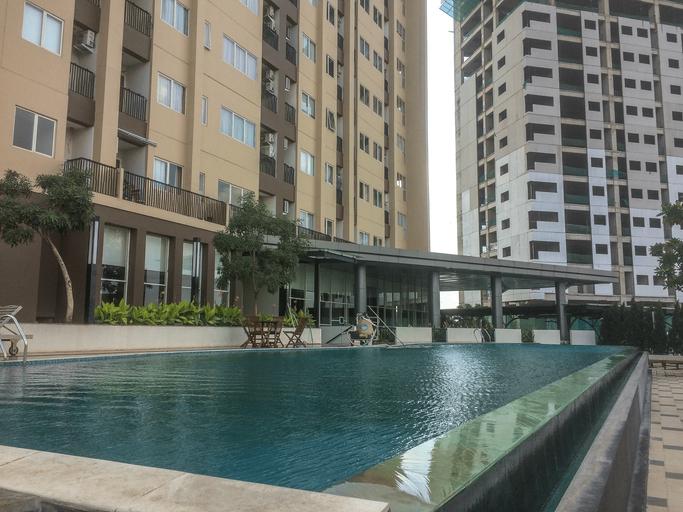 Simply Studio at The Oasis Cikarang Apartment By Travelio, Cikarang