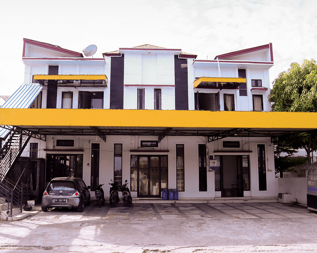 SPOT ON 2182 Al-ghani 2, Padang