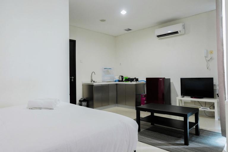 Highest Value Studio Apartment at Brooklyn Alam Sutera By Travelio, Tangerang Selatan