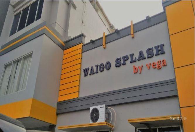 Waigo Splash Sorong, Sorong