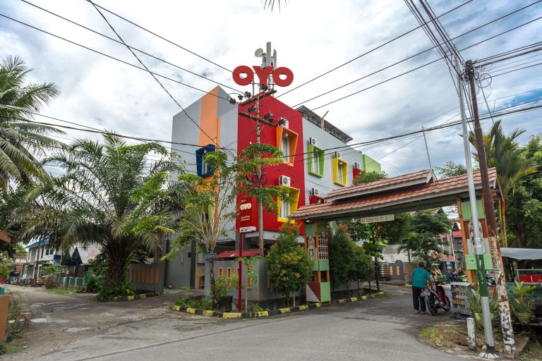 OYO 834 Alletha Guest House 1, Balikpapan