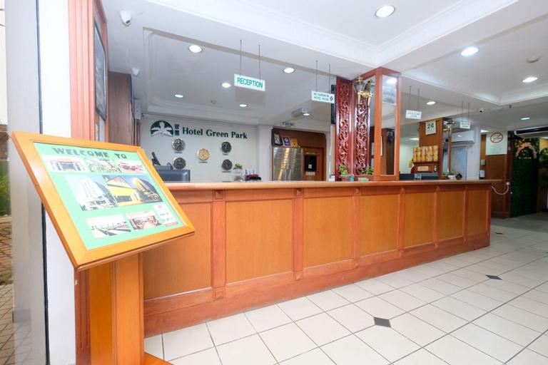 OYO 1236 Hotel Green Park, Temerloh