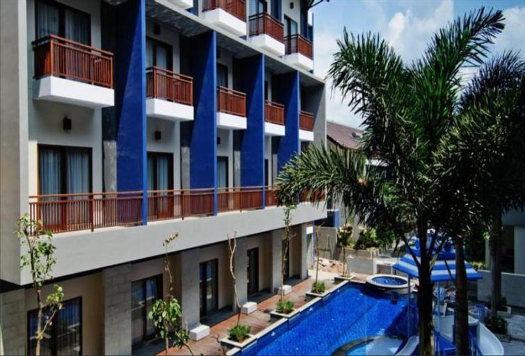 Menara Laut Hotel Pangandaran, Pangandaran