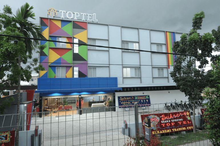 Toptel Hotel, Pekanbaru