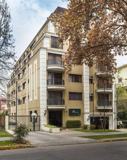 Park Plaza Apartments, Santiago