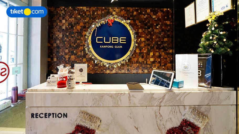 CUBE Boutique Capsule Hotel Kampong Glam, Rochor