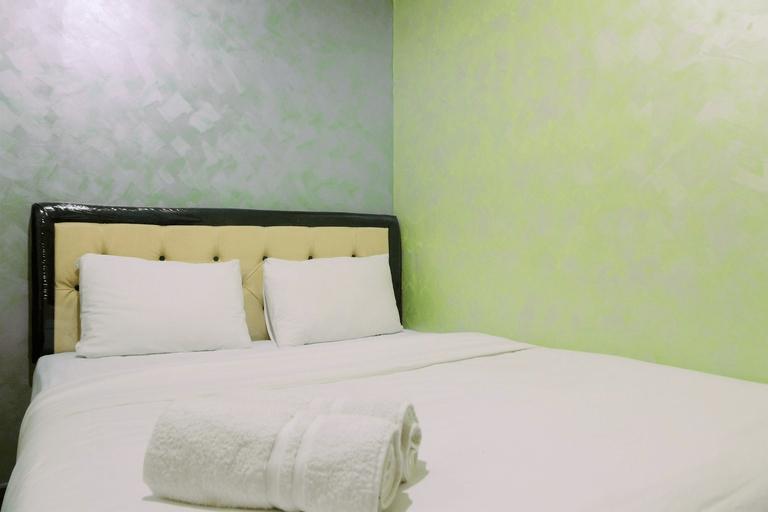 Comfortable 2 Bedrooms @ Titanium Square Apartment By Travelio, East Jakarta