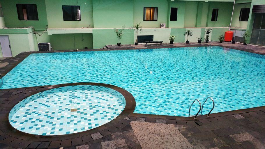 Comfy City View 1BR Apartment Menteng Square By Travelio, Jakarta Pusat