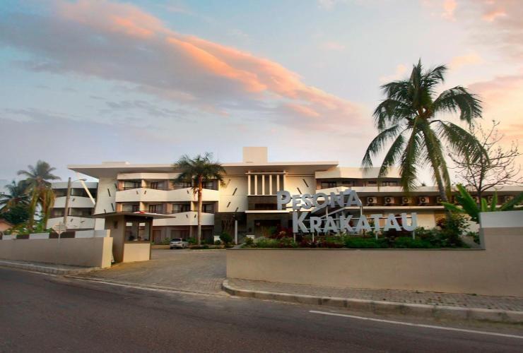 Pesona Krakatau Hotel & Cottage, Serang