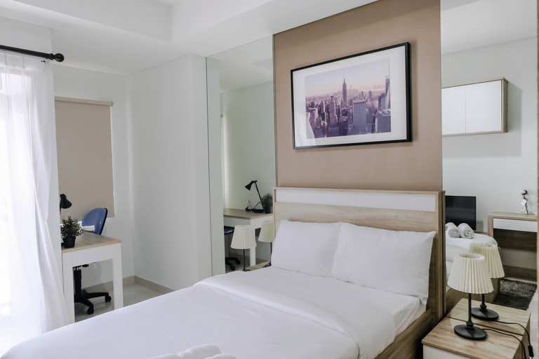 Best Price Studio Apartment Springwood Residence By Travelio, Tangerang