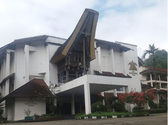 Hotel Marante Toraja, Tana Toraja