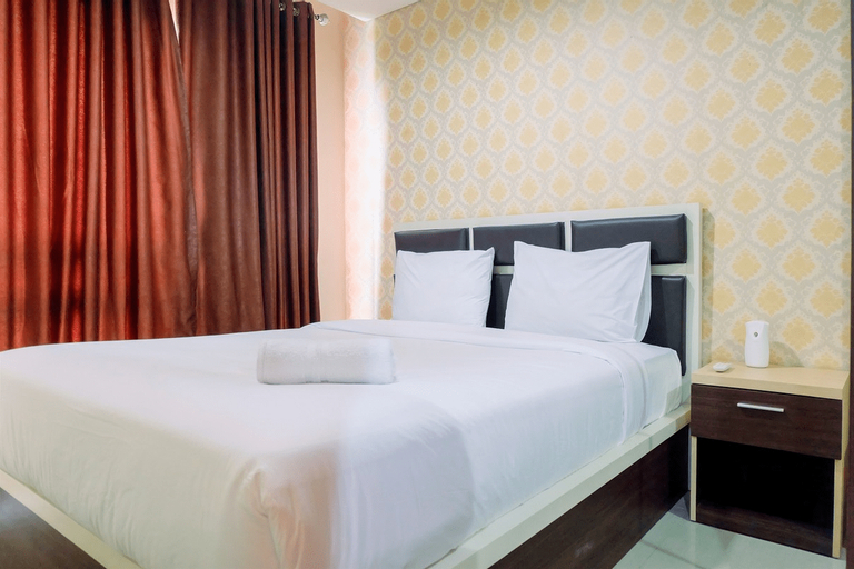 2BR Apartment with City View @ Woodland Park Residence By Travelio, Jakarta Selatan