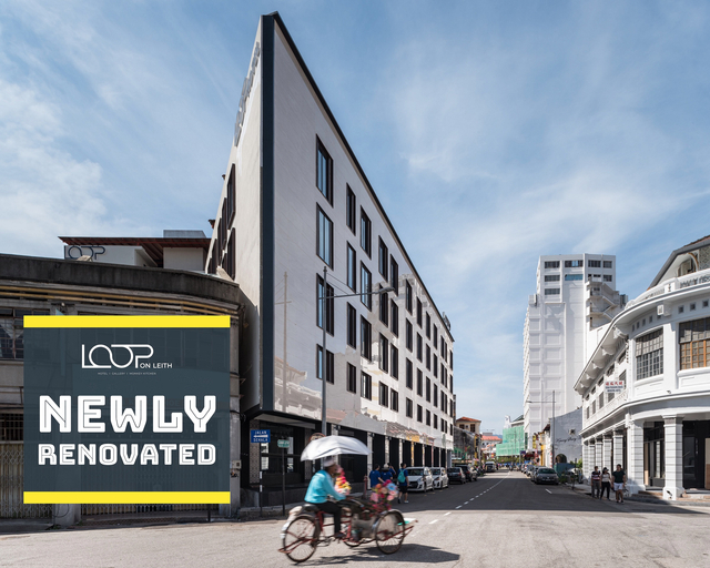 Loop On Leith George Town Penang Hotel by Compass Hospitality, Penang Island
