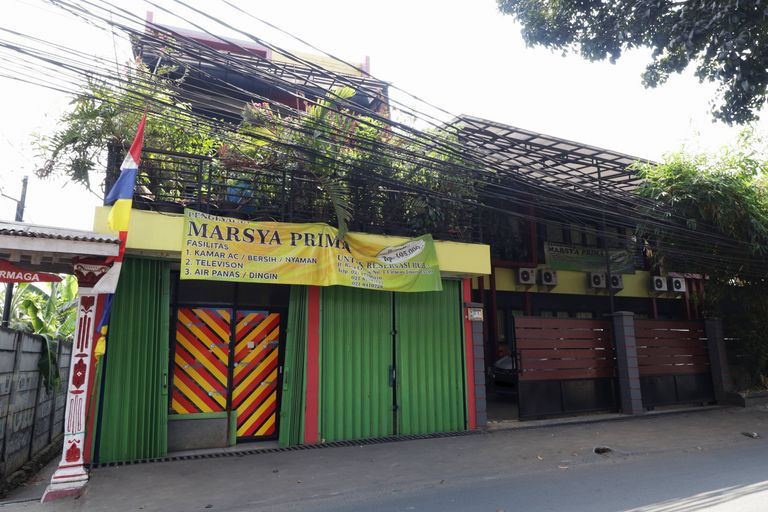 Penginapan Marsya Prima Syariah Ciracas Jakarta, Jakarta Timur