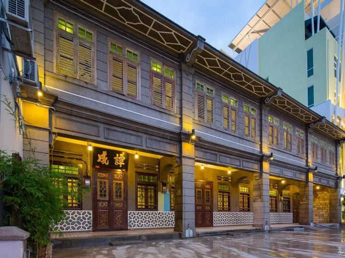 The Sovereign Hotel, Pulau Penang