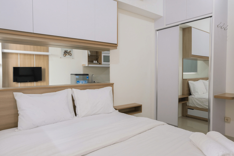 Comfy Studio at Silk Town Apartment By Travelio, Tangerang