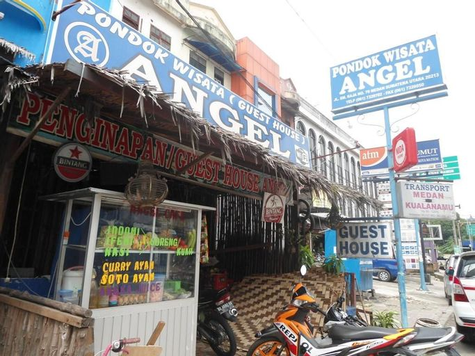 Pondok Wisata Angel Guest House, Medan