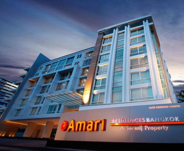 Amari Residences Bangkok, Huai Kwang