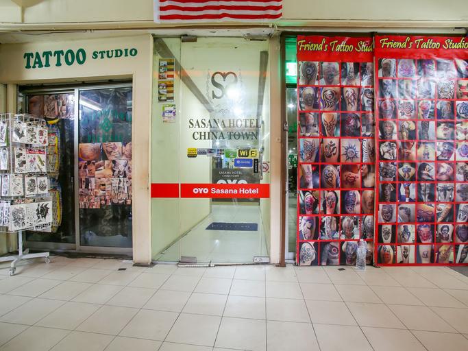 OYO 43927 Sassana Hotel, Kuala Lumpur
